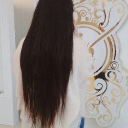 اکستنشن مو در آرایشگاه مشهد