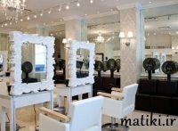 دیزاین آرایشگاه زنانه
