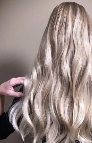 رنگ مو در سالن زیبایی لارا